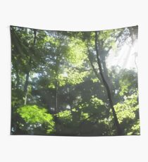 NC Trees Wall Tapestry
