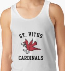 St Vitus Cardinals Basketball Team T-Shirt