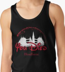 You Died Tank Top