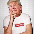 TRUMP SUPERMEME by FREE T-Shirts