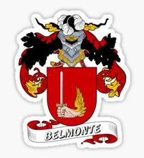 Belmonte Sticker