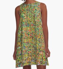 French Touch A-Line Dress