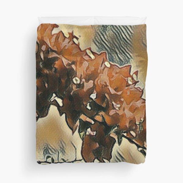 Rose Tree  Art Duvet Cover