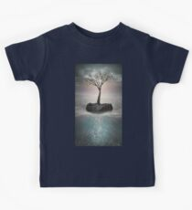 The Roots Below the Earth Kids Tee