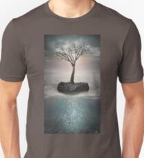 The Roots Below the Earth Unisex T-Shirt