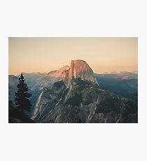 Half Dome III Photographic Print