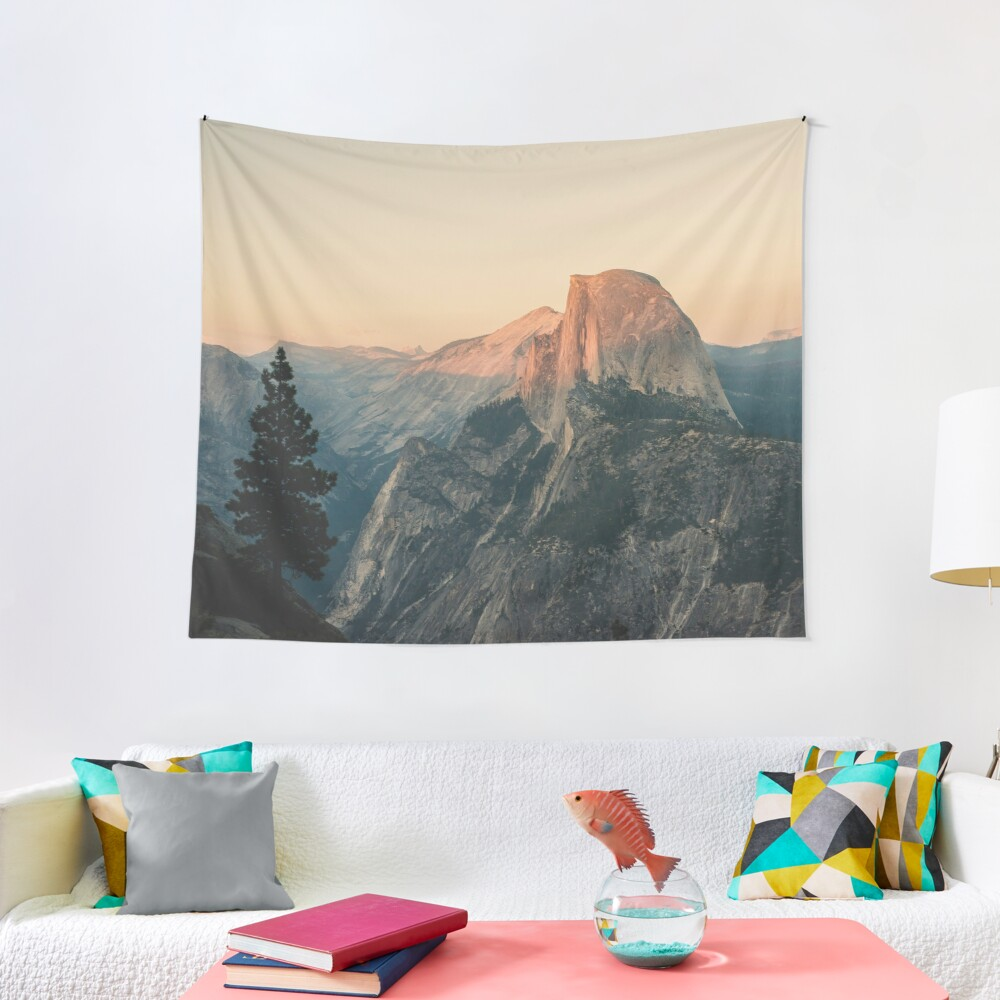 Half Dome III Tapestry