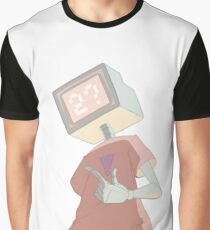 Counting retro Graphic T-Shirt