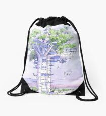 La Citta' Albero Drawstring Bag