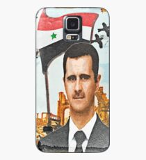 Still Standing - Syria Al Assad Case/Skin for Samsung Galaxy