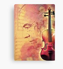 Adagio for Strings Canvas Print