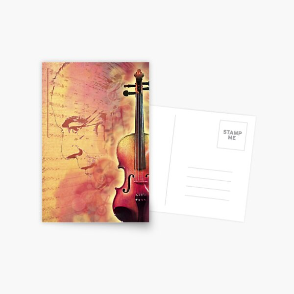 Adagio for Strings Postcard