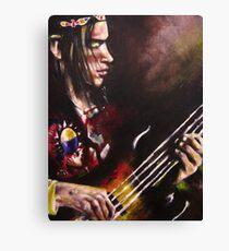 Bass Canvas Print
