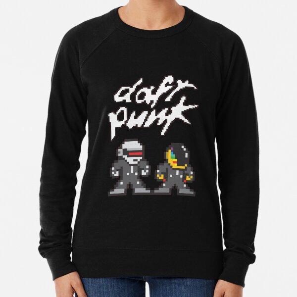 daft punk Sweatshirt léger