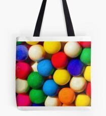 Bubble Gum Love Tote Bag