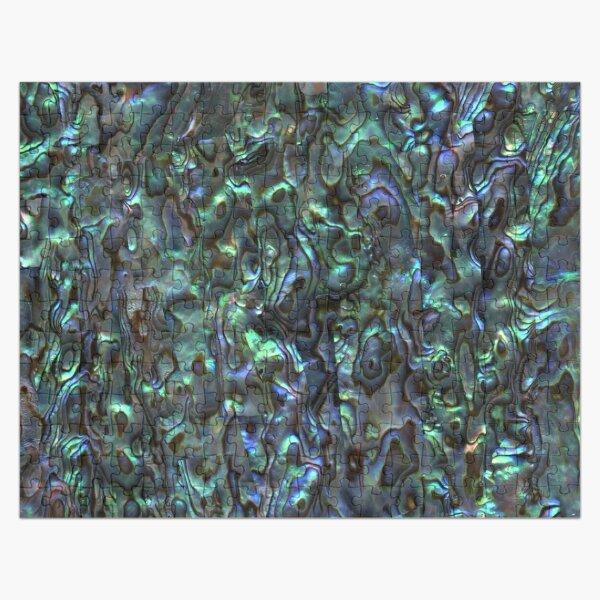 Abalone Shell | Paua Shell | Seashell Patterns | Sea Shells | Natural |  Jigsaw Puzzle