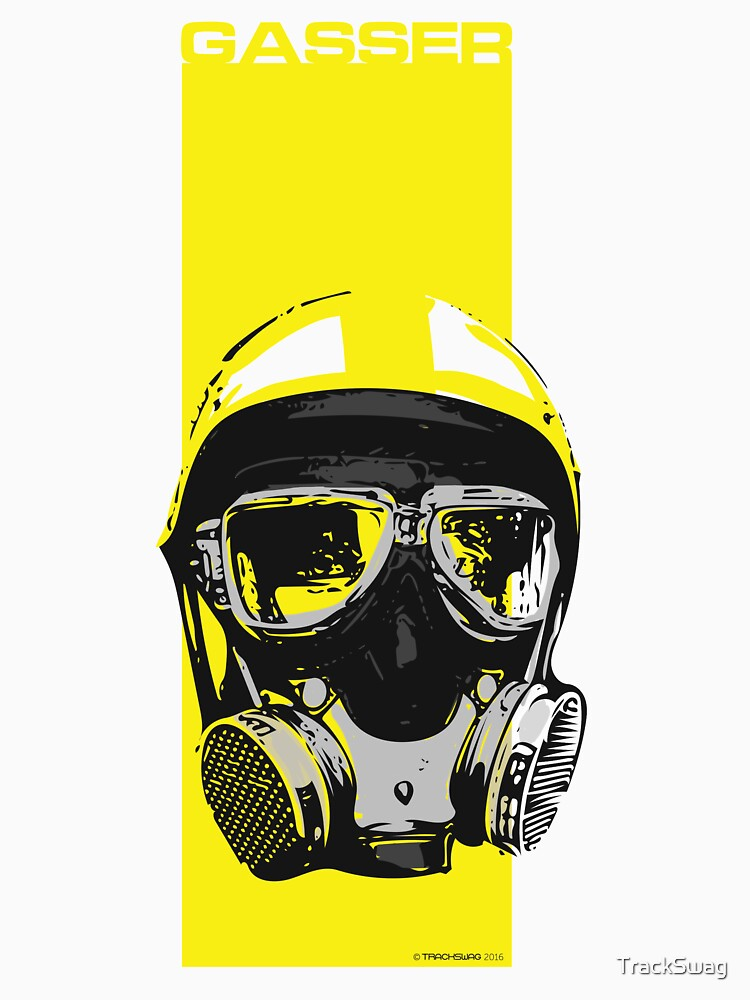 Gasser-Yellow by TrackSwag
