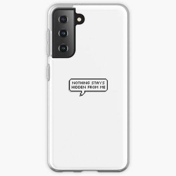 "VALORANT Cypher ""Nothing Stays Hidden""  Samsung Galaxy Soft Case"