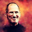 Steve Jobs by subhraj1t