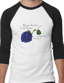 Rhaegar loved his Lady Lyanna Men's Baseball ¾ T-Shirt