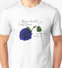 Rhaegar loved his Lady Lyanna T-Shirt