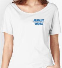 Absolut Vodka Women's Relaxed Fit T-Shirt