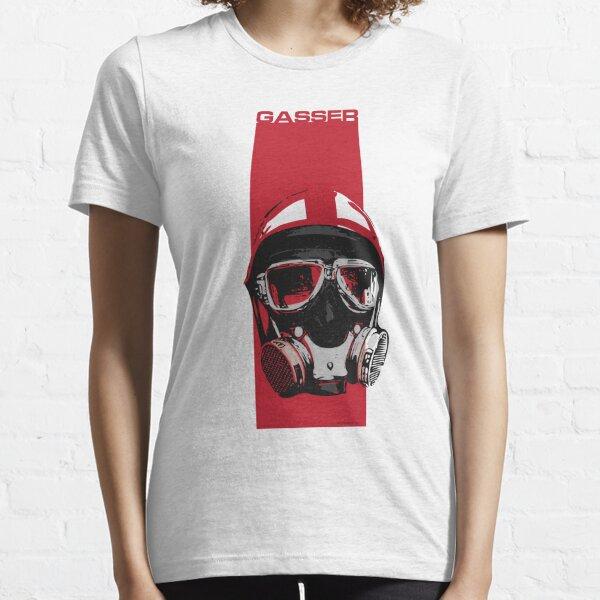 Gasser-Red Essential T-Shirt
