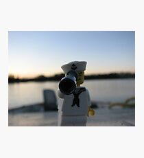 Ahoy There! Photographic Print