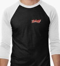 Camiseta ¾ bicolor para hombre Budweiser