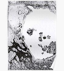 Radiohead - A Moon Shaped Pool Album Lyric Design #2 Poster