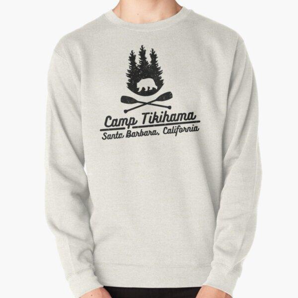 Camp Tikihama  Pullover Sweatshirt