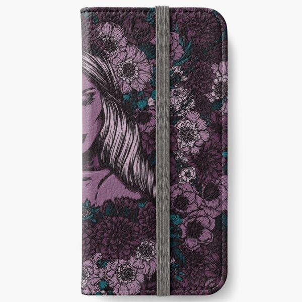 Flora's Shroud iPhone Wallet