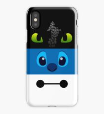 The three colors iPhone Case