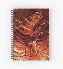 Cuaderno de espiral Pájaro prehistórico