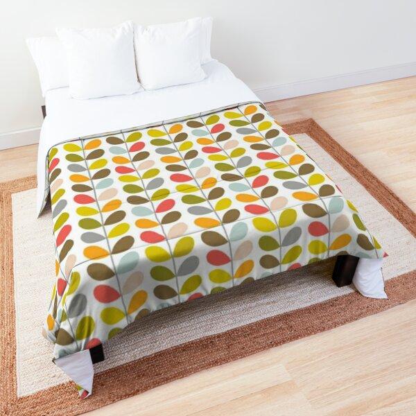 orla kiely- colorful multi stem design  Comforter