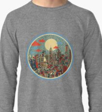 philadelphia panorama 3 Lightweight Sweatshirt