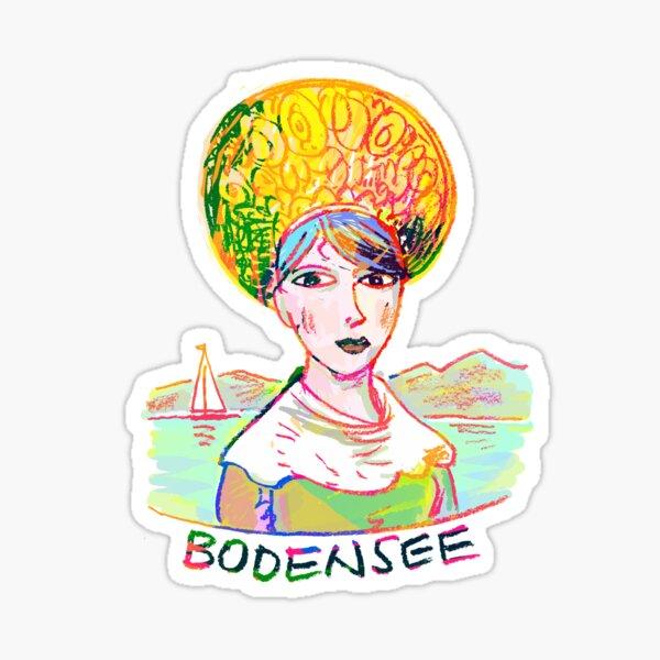 Bodensee  Sticker