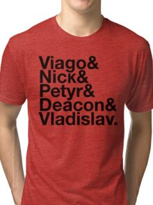 What We Do in the Shadows (Black) Tri-blend T-Shirt