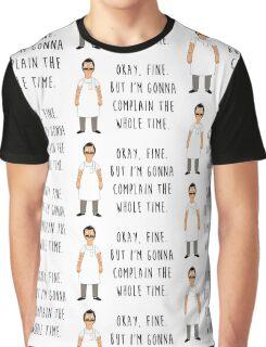 Bob Belcher - Bobs Burgers Graphic T-Shirt