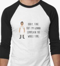 Bob Belcher - Bobs Burgers Men's Baseball ¾ T-Shirt