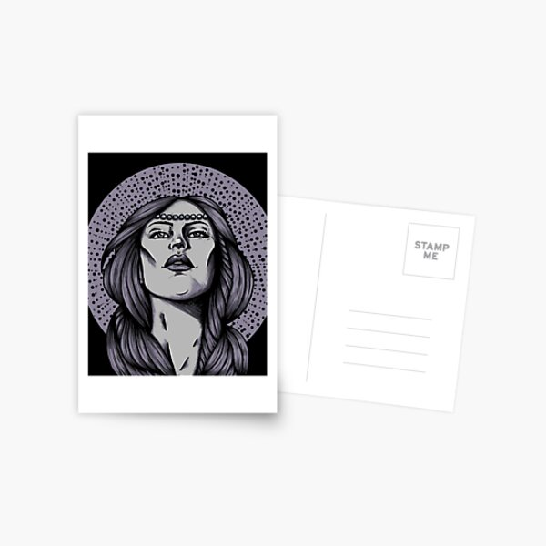 Astrid Postcard