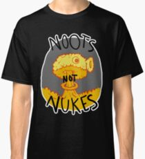 Noots Not Nukes Classic T-Shirt