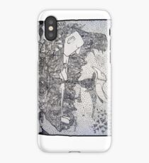 Space Pirate Ship - Sleeping Giant iPhone Case