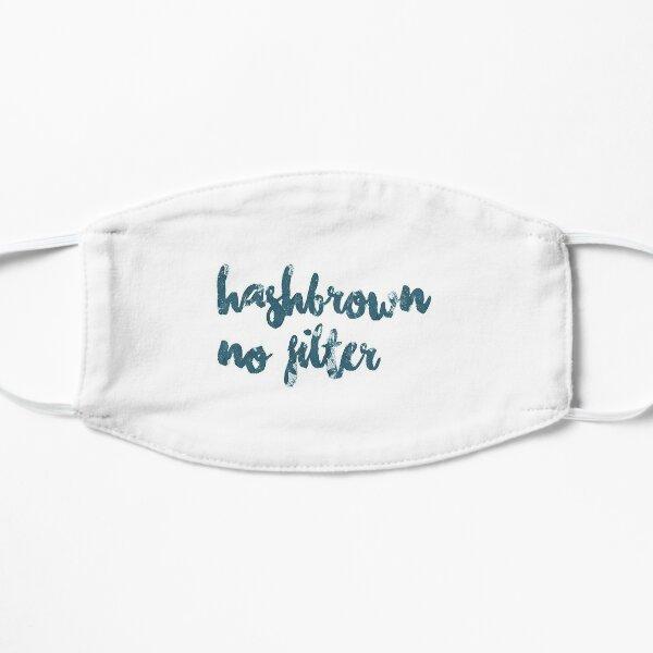 Hashbrown, no filter  Flat Mask
