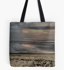Bay St Louis Supermoon Tote Bag