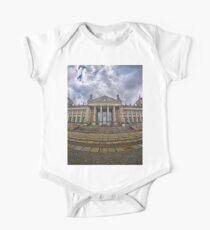 Reichstag Building, Berlin One Piece - Short Sleeve