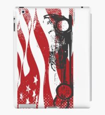 American Dragster iPad Case/Skin