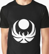 The Nightingales Symbol - simple white Graphic T-Shirt
