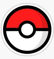 Pokeball Logo Sticker