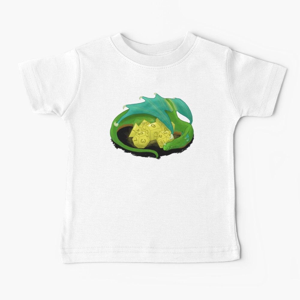 Dragon of the Dungeon Baby T-Shirt